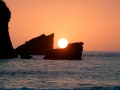 sunset-nosara-green-sanctuary