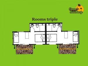 Suite Triples